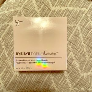 IT Cosmetics Bye Bye Pores Illumination NWT
